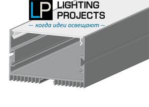 LED Профиль ЛС70 для светильников