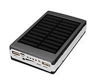 Лампа светодиодная на солнечной батареи, набор для сборки