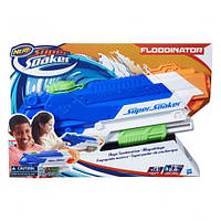 Hasbro b8248 Nerf водный бластер супер прожектор Super Soaker Floodinator