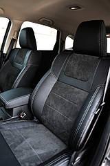 Чехлы Leather Style для Audi Q-5 2015- г. MW Brathers.