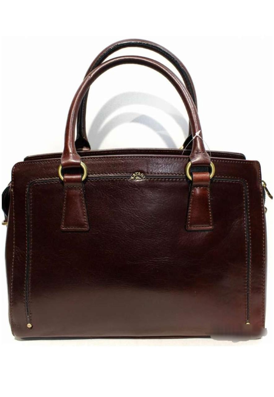 Женская сумка из натуральной кожи Katana