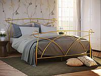Кровать металлическая с изножьем ФЛОРЕНЦИЯ -2 (FLORENCE -2)  ТМ Метакам