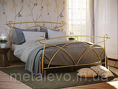 Металлическая кровать с изножьем ФЛОРЕНЦИЯ -2 ТМ Метакам
