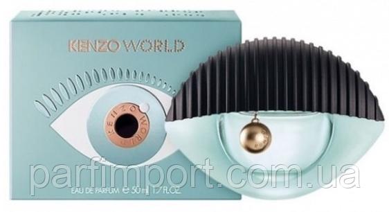 KENZO World EDP 50 ml  парфумированная вода женская (оригинал подлинник  Франция)