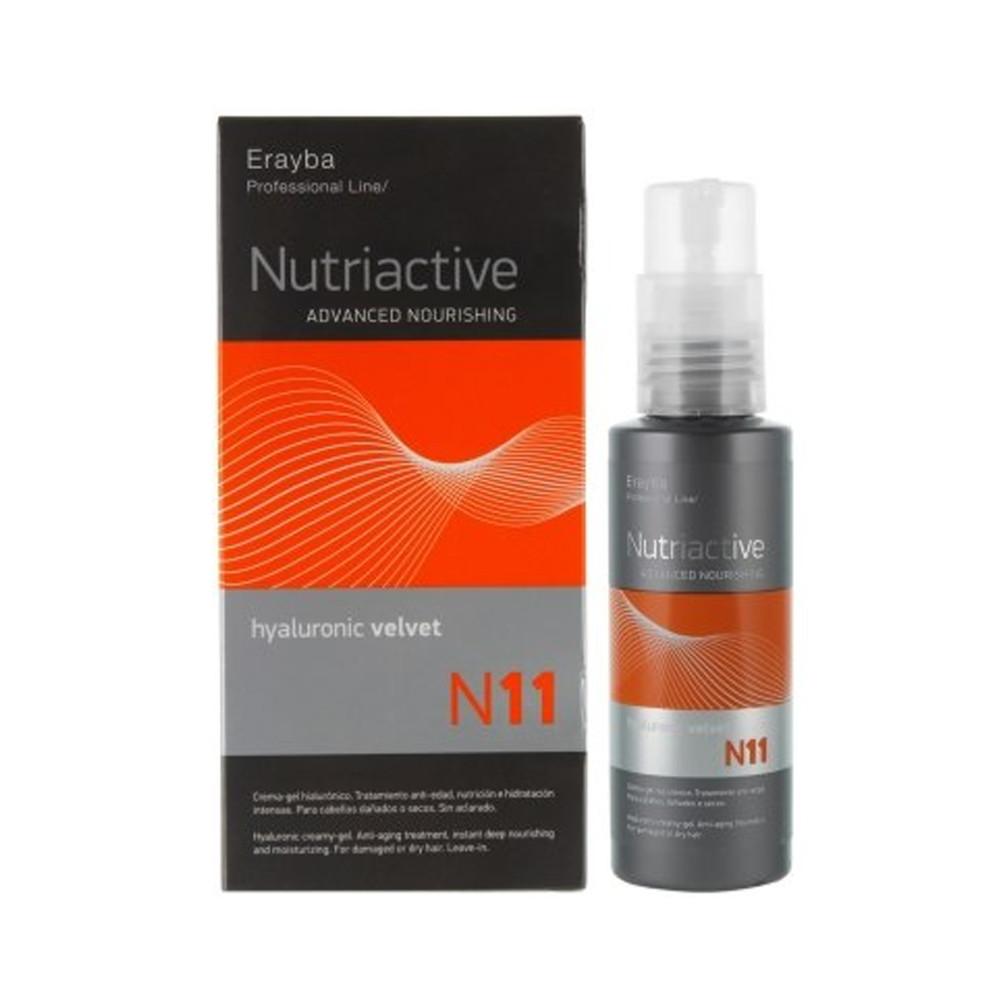 Крем-гель для волос Erayba N11 Hyaluronic Velvet 100 мл