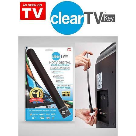 Цифровая комнатная ТВ антенна Clear TV HD, фото 2