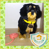 🐶 Интерактивная собака собачка щенок песик живая игрушка на поводке видео: ПОДАРКИ НА ДЕНЬ РОЖДЕНИЯ