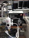 Вертикальный водонагреватель проточный на кран c LCD дисплеем RX-005 3000 Вт, фото 2
