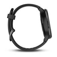 Умные часы Smart Watch Garmin Vivomove HR Black водонепроницаемые, пульсометр, шагомер, контроль сна, фото 9