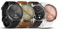 Умные часы Smart Watch Garmin Vivomove HR Black водонепроницаемые, пульсометр, шагомер, контроль сна, фото 10