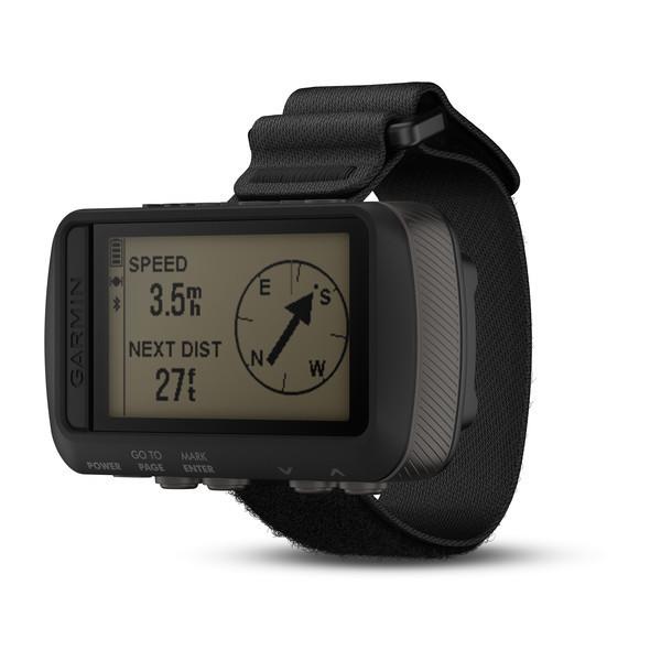 Наручный GPS-навигатор Garmin Foretrex 601 Glonass,GPS,водонепроницаемый,оповещения