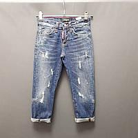 Детские зауженые джинсы на мальчика