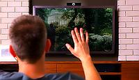 Управление электронными устройствами при помощи жестов в трёхмерном пространстве от  Apple
