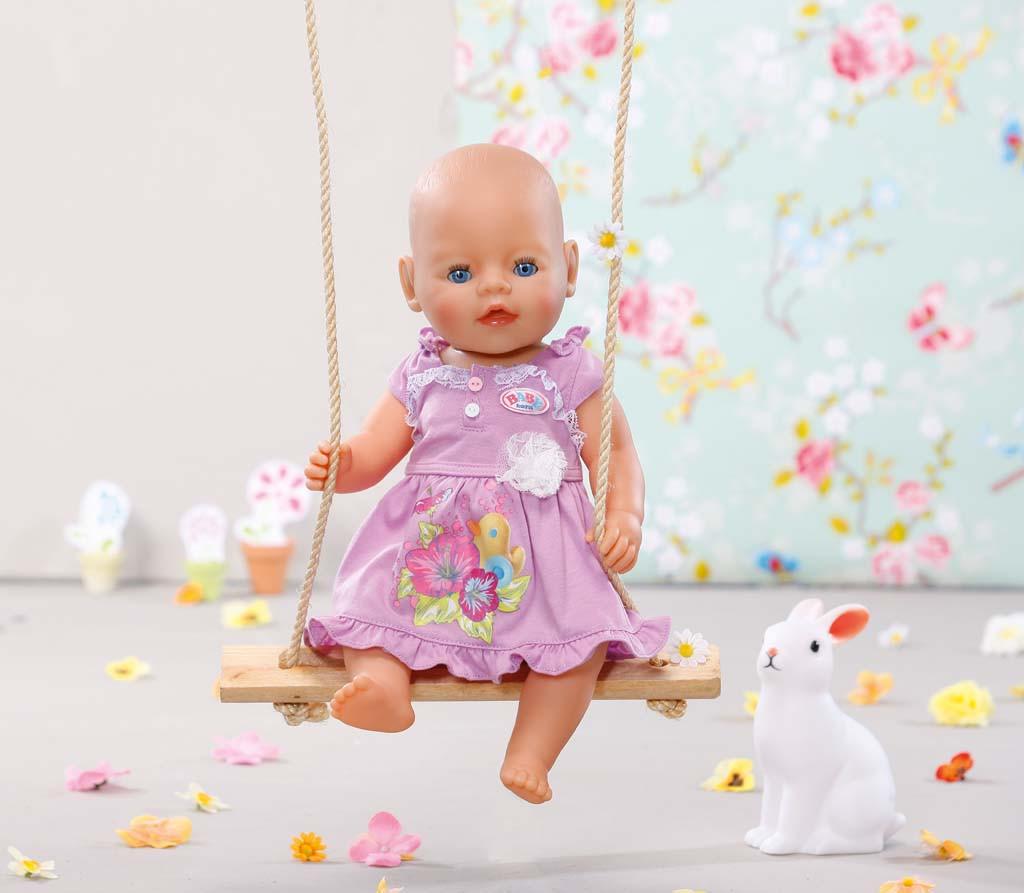 Набор одежды для куклы BABY BORN - Платье Собираемся на праздник 821725