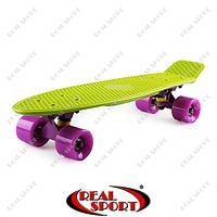 Скейтборд пластиковый Penny Original Fish SK-401-32