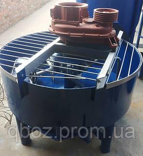 Бетоносмеситель для сухих смесей СБП-400 литров, фото 2