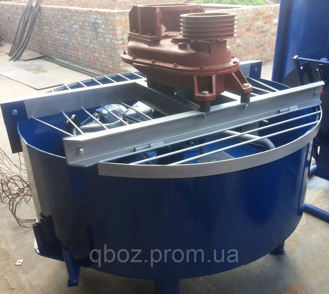Бетоносмеситель для сухих смесей СБП-400 литров