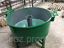 Растворосмеситель принудительный для сухих смесей  БСП-600, фото 3