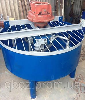 Растворосмеситель принудительного типа СБП -700 литров, фото 2
