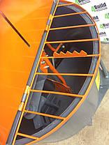 Растворосмеситель для сухих смесей СБП -750 литров СБ-146, фото 3