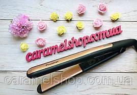 Утюжок ВИПРЯМЛЯЧ плойка для волосся з турмаліновим покриттям Gemei GM - 2955 S
