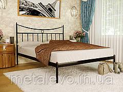 Металлическая кровать ПАРИЖ-1 ТМ Метакам