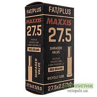 """Камeра велосипеда 27.5+"""" - Maxxis FAT/Plus AV 2.5/3.0"""