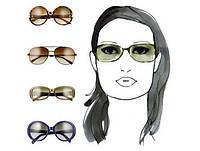 Подбираем очки под тип квадратного лица