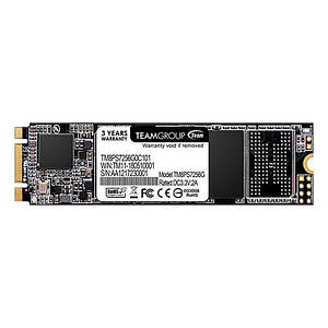 Накопитель SSD 256GB Team MS30 M.2 2280 SATAIII TLC (TM8PS7256G0C101)