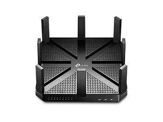 Беспроводной маршрутизатор TP-LINK Archer C5400 (AC5400, tri band, 1*GE WAN, 4*GE LAN, MU-MIMO, Beamforming, ATF, 1*USB2.0, 1*USB3.0, 8 антенн