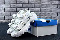 Женские сандалии Fila Sandals Silver, фото 1