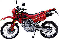 Мотоцикл (Супер мотард) LF250GY-7 (Красный) 250 куб.см