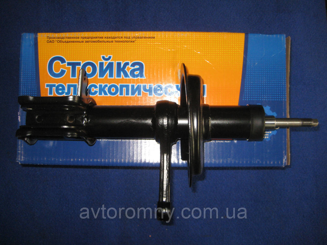 Амортизатор передній лівий масляний ВАЗ 1118 Калина