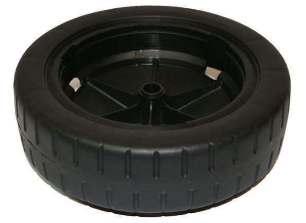 Колесо переднє пластмасове до газонокосарки бензинової MTD 48E D=160 мм.