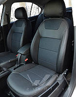 Чехлы Dynamic для BMW X1 F48 2015- г. MW Brathers.