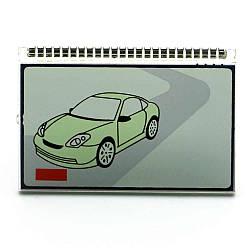 Дисплей жк LCD экран на ножках Scher-Khan Magicar 5 6 902F