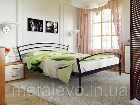 Металлическая кровать с изножьем МАРКО-2 (MARCO-2) , фото 2