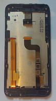 HTC Desire 601 модуль дисплей + сенсор + рамка оригінальний тачскрін