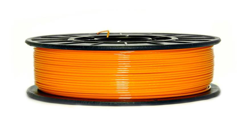 PET-G Оранжевый (1.75 мм/0.75 кг), фото 2