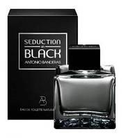 Мужская туалетная вода Antonio Banderas Seduction in Black 100 мл