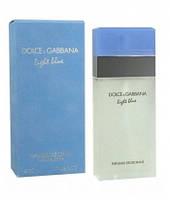Женская туалетная вода Dolce & Gabbana Light Blue edt 50 мл