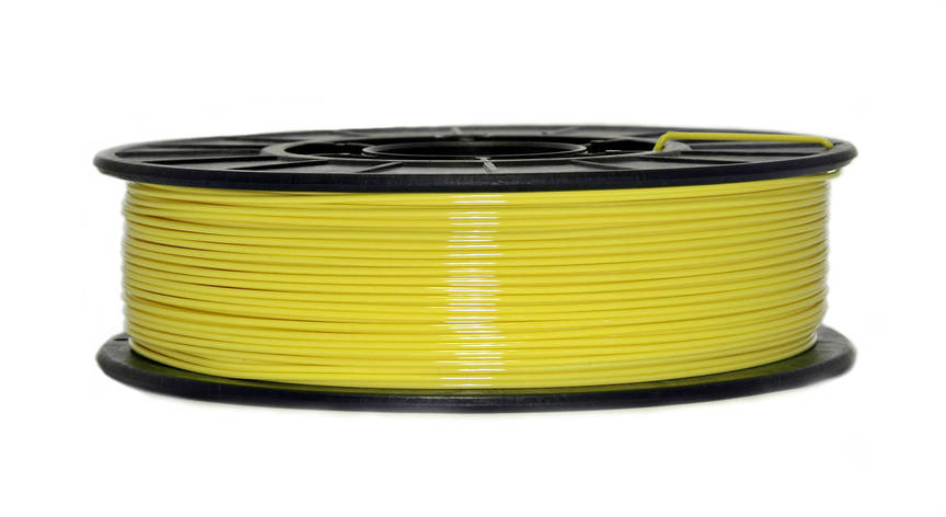 PET-G Жовтий (1.75 мм/0.75 кг), фото 2