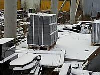 Бордюр гранитный из габбро ГП-2