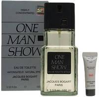Набор мужская туалетная вода «One man show BOGART» 90 мл и бальзам после бритья 3 мл