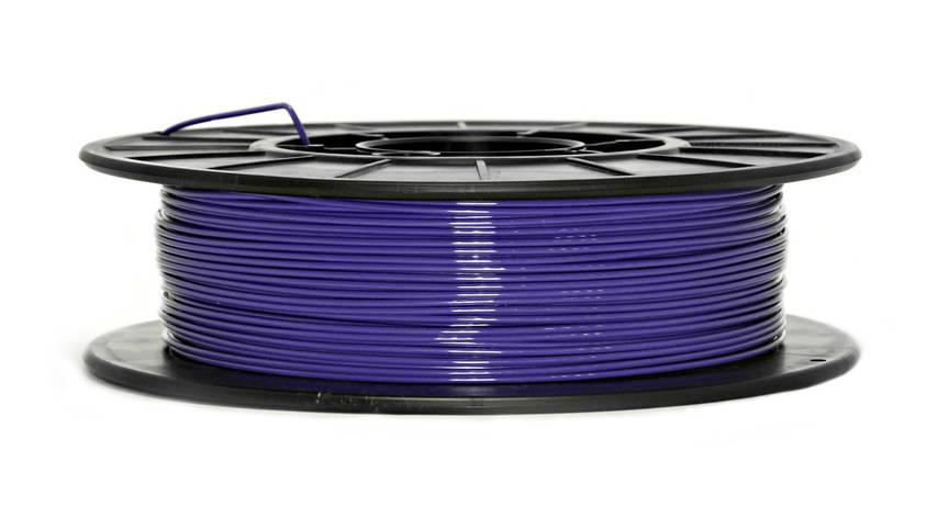 Нить PETG (CoPET, ПЕТГ) пластик для 3D печати, Фиолетовый (1.75 мм/0.5 кг), фото 2