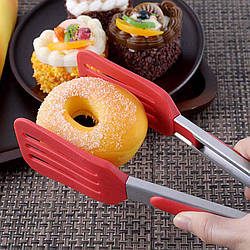 Щипцы кухонные силиконовые Лопатка 26 см