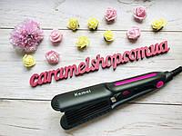 Утюжок Гофре для Волос Kemei KM - 2118 с турмалиновым покрытием, фото 1