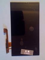HTC One M8 дисплей в зборі з тачскріном модуль чорний
