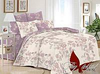 ✅ Полуторный комплект постельного белья (Поплин) TAG SL316