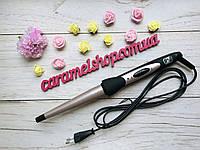 Конусная плойка для завивки волос локоны кудри Promotec PM-1210, фото 1